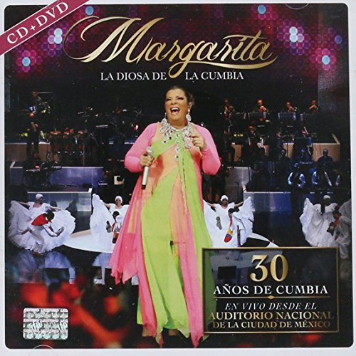 (30 Años De Cumbia Cd+dvd En Vivo Desde El Auditorio Nacional)