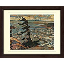 Art Frederick H. Varley Group of Seven Canvas Framed Free Shpping Made in Canada