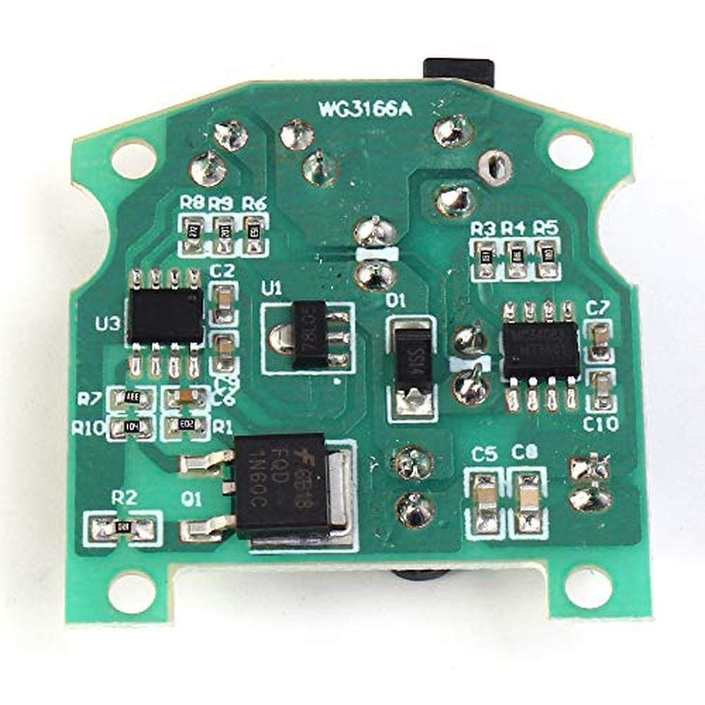 USB Ultrasons Humidificateur Brumisateur Atomiseur en C/éramique Transducteur Humidifi/é Plaque Accessoires 20mm 113KHz Module PCB D20mm Module
