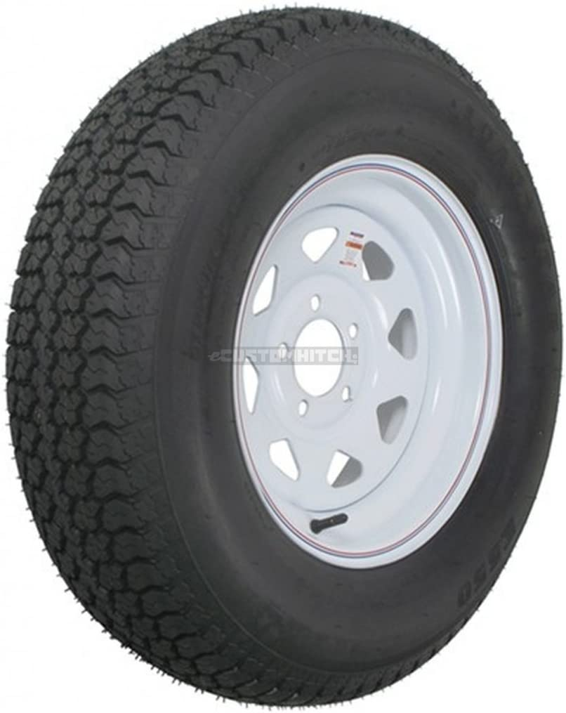 3S862 Americana Kenda Loadstar 225//75D15 w//Wheel