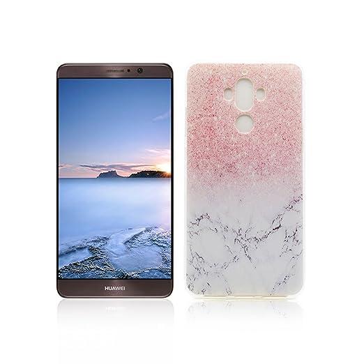 48 opinioni per Cover Huawei Mate 9 Custodia TPU Silicone OuDu Cover Huawei Mate 9 Cassa Gomma