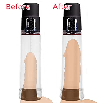 Penis pump before after pics