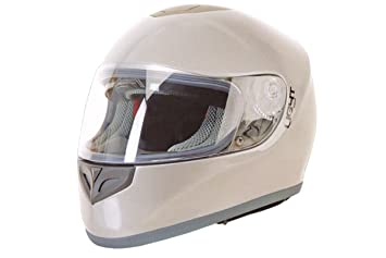 Amazon.es: crivi tsports® Fibra de vidrio casco integral - Light de Fibre (L Tamaño de la cabeza 59 - 60 cm)