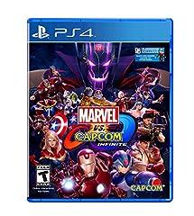 Marvel vs. Capcom: Infinite - Standard Edition - PlayStation 4