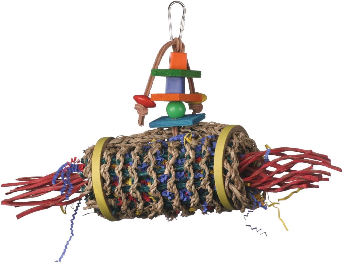 Super Bird Creations Wind Chimes Toy for Birds