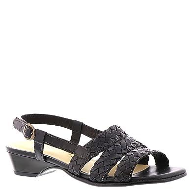 9e2bdf641527 David Tate Bellissima Women s Sandal 6 B(M) US Black