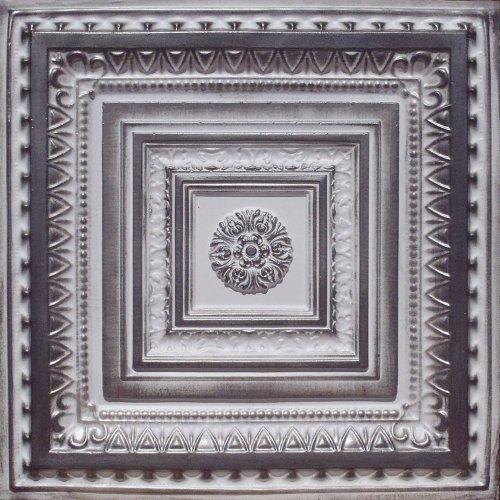 Brilliance Silver White 24x24 Ceiling