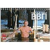 2020年 プーチン カレンダー 卓上 リングタイプ