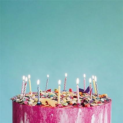 Amazon Com Lfeey 5x5ft Father Mother Birthday Cake Photography