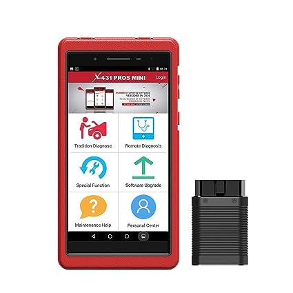 Bi Directional Scan Tool >> Amazon Com Launch X431 Pros Mini Bi Directional Scan Tool