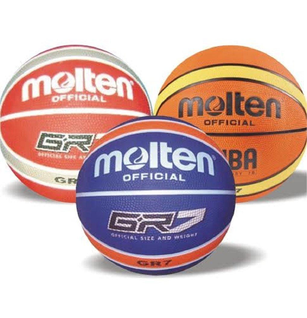 MOLTEN GR baloncesto oficial de la FIBA tamaño 5-7 tres colores ...