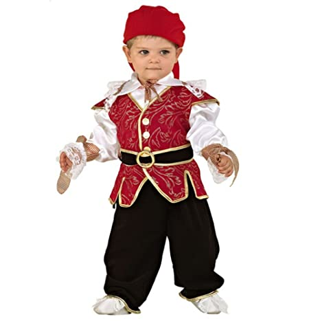 Disfraz de Niños Pirata Niños Carnaval Pirata Marinero Traje de ...
