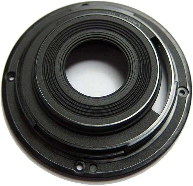 Shenligod Lens Bayonet Mount Ring for Canon EF-S 18-55mm F3.5-5.6 is STM Lens Camera Repair Part
