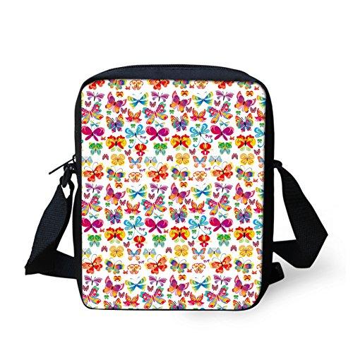 Y Owl6 petit CC327E IDEA femme Butterfly1 bandoulière pour Sac HUGS gxw5qa0Hpn