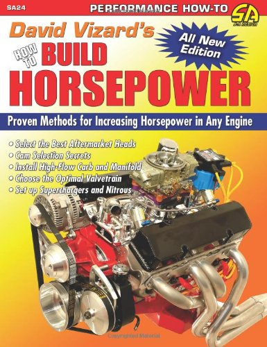 David Vizard's How to Build Horsepower (S-A Design)