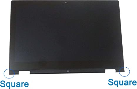 Kreplacement? 13.3 Screen Replacement Assembly LCD Display for Dell Inspiron 13 7000 7347 Touch Digitizer