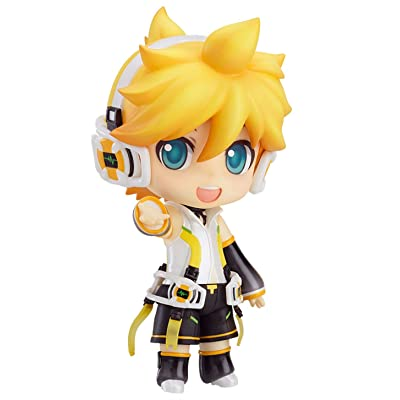 Good Smile Vocaloid: Kagamine Len: Append Nendoroid Action Figure: Toys & Games