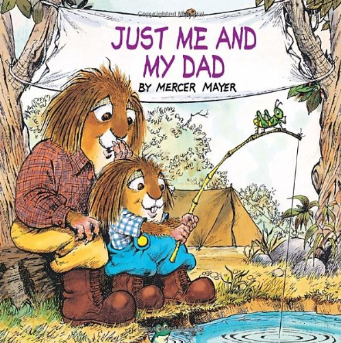 little critter father's day dad book for kids