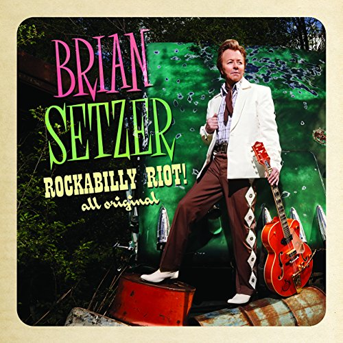 Brian Setzer-Rockabilly Riot All Original-CD-FLAC-2014-JLM Download