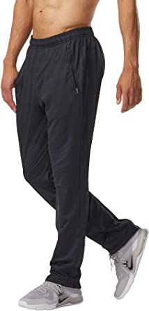 R-Gear Men/'s Athletic Track Pants with Zipper Legs and Pockets Trail Blazing