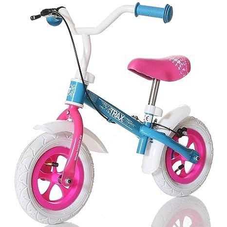 LCP Kids TRAX Bicicleta sin pedales niños con sillin regulable para edades de 2 a 4