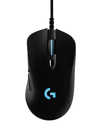 Logitech G403 - Ratón Gaming, Color Negro