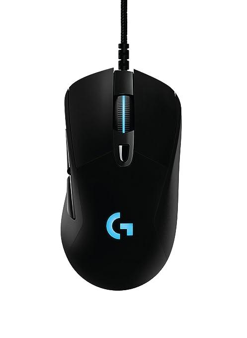 96 opinioni per Logitech G403 Prodigy Mouse per Giochi
