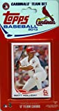 MLB St. Louis Cardinals Licensed 2013 Topps® Team Sets