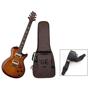 PRS SE 245 - Guitarra eléctrica con funda y correa: Amazon.es ...
