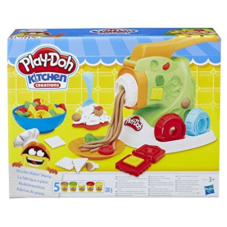 Play-Doh Kitchen Creations Noodle Makin' Mania-Best-Popular-Product
