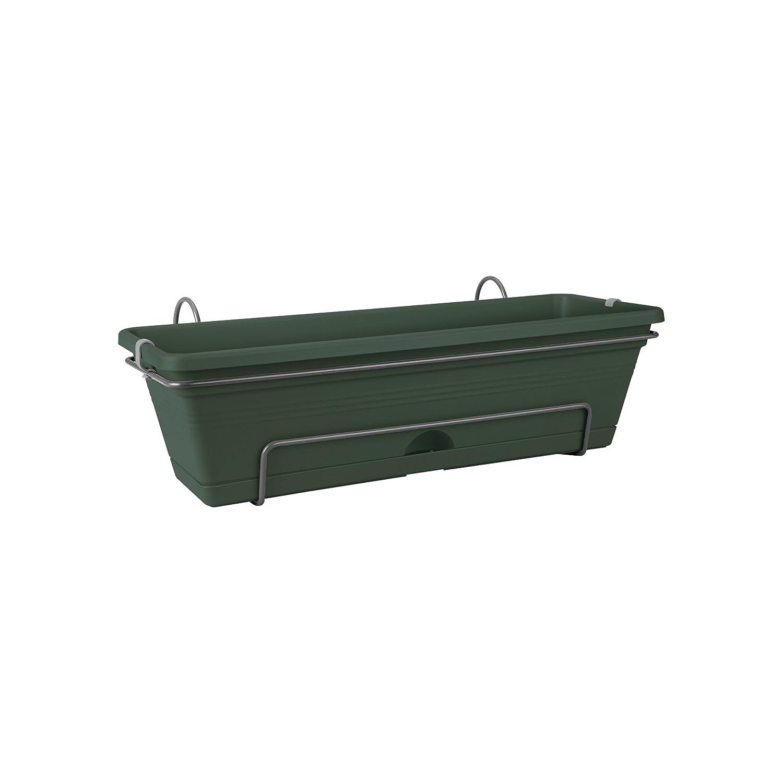 Elho green basics trough allin1 50cm planter - leaf green 5000015136006
