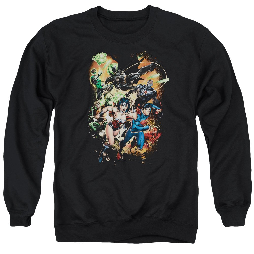 Justice League - Männer Taugliche Sweater