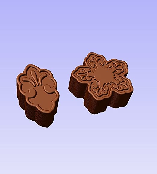 Amazon.com: Custom logo chocolate mold - Personalized silicone mold - Chocolate Candy molds - with your logo, graphics or text on it.: Kitchen & Dining