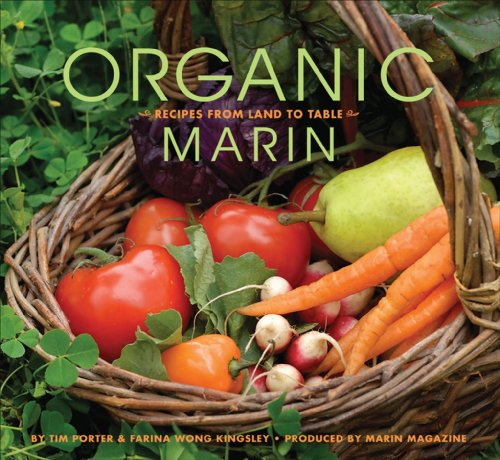 Cotton Organic Books (Organic Marin: Recipes from Land to Table)