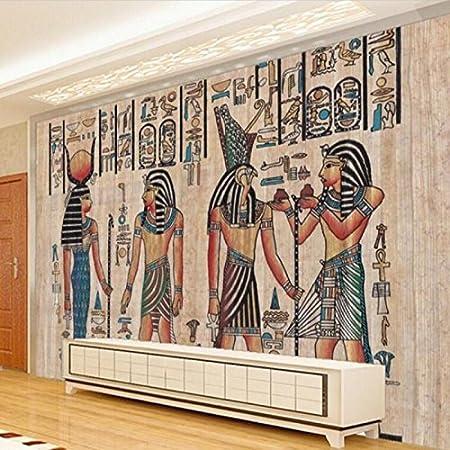 Egyptian Wall Murals Ancient Egyptian History Art 3D Full Wall Mural