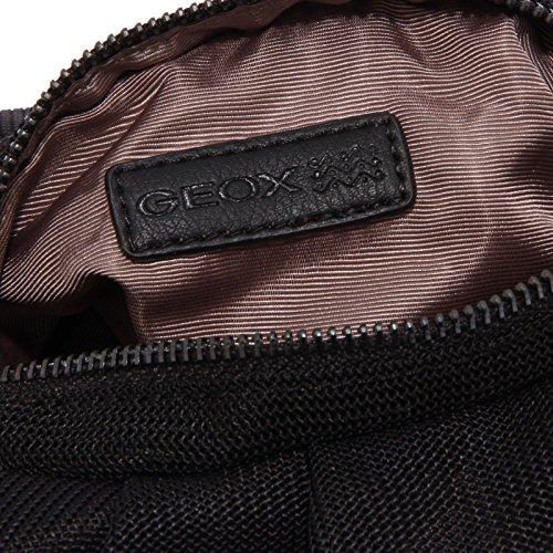 1444t Woman Unica Bag Respira Donna Geox taglia Nero Borsa rRYqAr