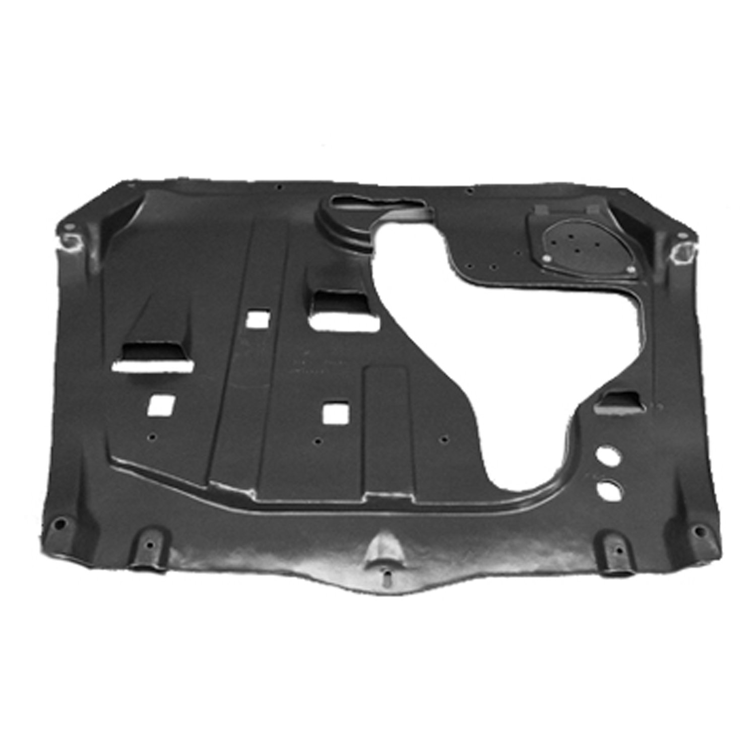 CPP LX1228122 Center Lower Engine Cover for 2007-2009 Lexus RX350