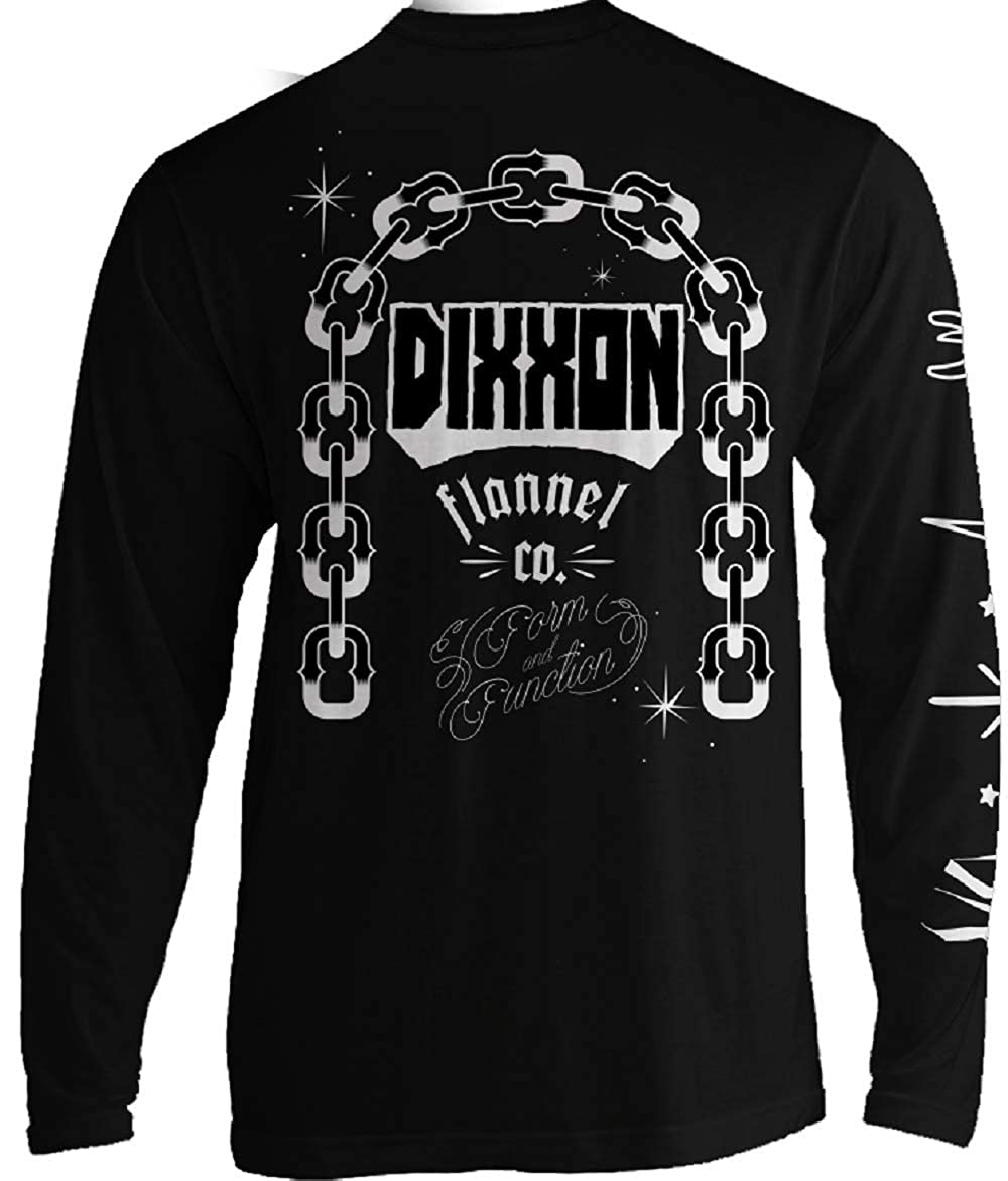 Docs Motorcycle Parts DIXXON Barrio Long Sleeve Tshirt