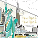 Kaisercraft New York Kaisercolour Perfect Bound Coloring Book, 9.75''X9.75''