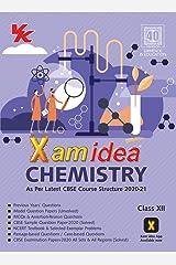 Xam Idea Chemistry -Class 12 - CBSE (2020-21) Kindle Edition