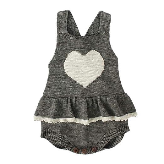 9b8201725822 Amazon.com  Sannysis Baby Romper