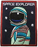 ARROW Space Explorer R.Program Vector patch 6.5 x 8.5cm Logo Jacket Vest shirt hat blanket backpak shirt Patches Embroidered Appliques Symbol Badge Cloth Sign Costume Gift