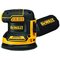Deals on DEWALT DCW210B 20V MAX Brushless Orbital Sander