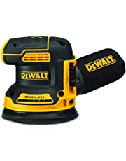 DEWALT DCW210B 20V MAX Cordless 5-in. Random Orbit Sander (Tool Only)