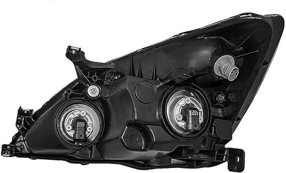 Depo 317-1131R-US Headlight Assembly HONDA ACCORD 03-07//HYBRID 05-07 UNIT PASSENGER SIDE
