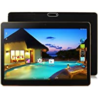 "Tablet PC Android DE 10.1""Pulgadas, 2GB de RAM 32GB de Almacenamiento Phablet Tableta Quad Core Desbloqueado Tabletas para teléfonos celulares 3G, Ranuras para Tarjetas Sim con Doble cámara, Wif"