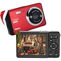 "80X2 Digital Camera/ 8x Digital Zoom/ 12 MP/ 720P HD/ 3"" TFT LCD Screen/ Christmas Gift Simple Camera for Children/Teenagers/Beginners/The Elderly"