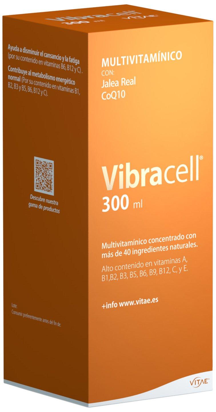 Vitae Vibracell Complemento Alimenticio - 300 ml: Amazon.es: Salud y cuidado personal