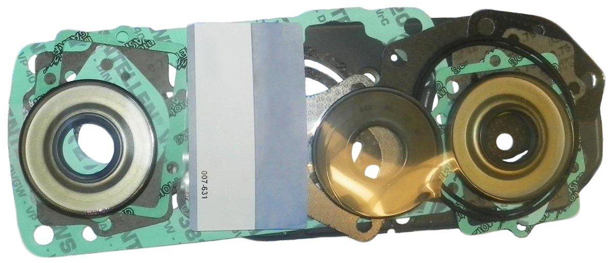 NEW JET SKI COMPLETE GASKET KIT KAWASAKI 95-97 SXI 750 98-02 SXI PRO 750CC 13001-3725 13301-3719 130013725 133013719