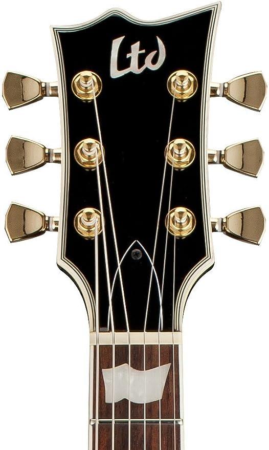 LTD Guitars & Basses EC-256 BLK- Guitarra eléctrica: Amazon.es ...